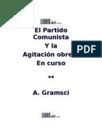 Antonio Gramsci_El Estado y El Socialismo