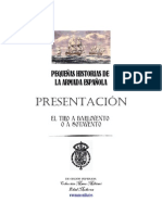Pequeñas Historias de la Armada Española - El tiro a barlovento o sotavento