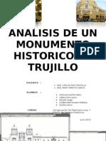 Presentacion Final Del Centro Historico de Trujillo