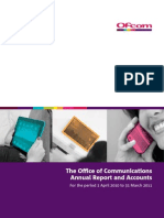OFCOM Annual Report 2010-2011