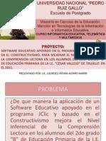 Proyecto de Tesis JCLIC