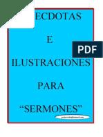 Anecdotaseilustracionesparasermones Manual 090824123039 Phpapp01
