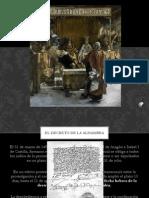 La Maldición de Los Reyes Católicos
