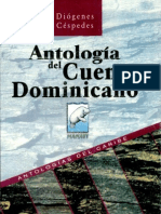 Antología del cuento dominicano