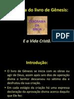 Panorama do livro de Gênesis