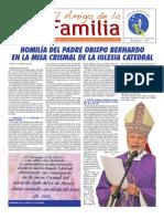 El Amigo de La Familia Domingo 31 Marzo 2013