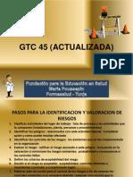 Actualizacion Gtc 45