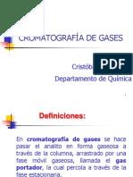 CROMATOGRAFÍA DE GASES 2