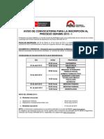 Aviso Serums 2013 i