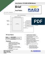 LTE_SDR_OFDM_Modem