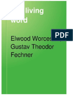Fechner Gustav. the Living Word