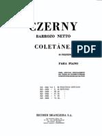 Carl Czerny [Barrozo Netto]Vol-1_-_60 Pequenos Estudos Para Piano