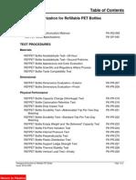 Manual de Calidad 2006 Retornable