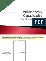 Volumenes y Capacidades