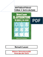 Bernard Lazare-El Antisemitismo