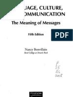 "LANGUAGE, CULTURE, AND COMMUNICATI""ON"