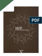 Ph10 Patisserie - Pierre Herme