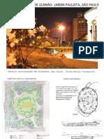 leitura de praça- Praça Alexandre de Gusmão