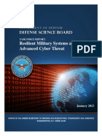 DoD Science Board Task Force Report