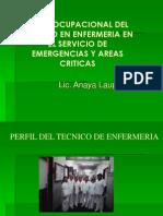 Perfil Ocup Emeg Especialidades