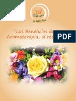 Los Beneficios de La Aromaterapia. Resumen