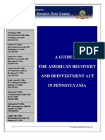 Sen Casey - Recovery and Reinvestment Guide (2)[1]