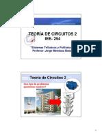 IEE 254 - Teoria de Circuitos 2 C1.Ppt Modo de Compatibilidad