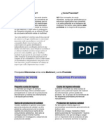 Diferencias entre MULTINIVEL y PIRÁMIDE