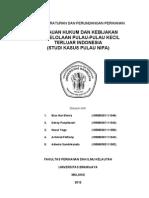 HPP makalah