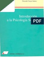 Crespo - Introducción a la psicología social