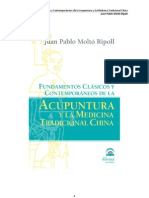 Molto Juan Pablo - Fundamentos Clasicos Y Contemporaneos de La Acupuntura Y La Medicina Tradicional China
