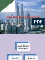 Jenis rumah Di Malaysia