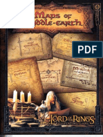 Lord of the Rings LOTR RPG - Maps of Middle-Earth