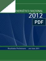 Resultados Pre BEN 2012