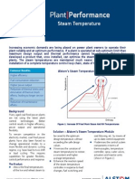1-4 Steam Temperature Leaflet
