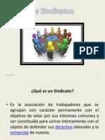 PTT. Los Sindicatos