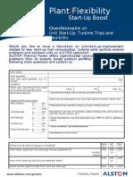 1-5 Start Up Boost - Questionnaire