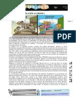 EL PROCESO DE INFLACIÓN ACADEMICA