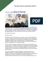 Man muß die Juden nicht hassen, man muß sie töten- Neuer Judenhass in Europa