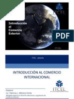 Introduccion Al Comercio Exterior ITCEL