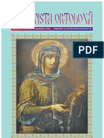 revista ortodoxa octombrie 2009