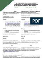 Uu No. 80-1957 Ttg Persetujuan Konpensi Organisasi Perburuhan Internasional No. 100