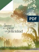 100564328 El Camino de La Paz y La Felicidad JW