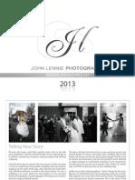 JLP Pricelist 2013