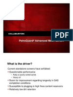 PetroGuard Advanced Mesh Screen