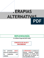 PSICOTERAPIAS ALTERNATIVAS