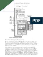 Architecture of Pentium Microprocessor