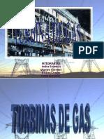 Turbinas de Gas Grrupo#1