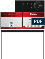 Manual Do Home Theater Philco