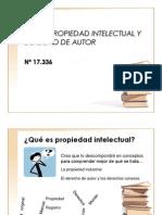Ley de Propiedad Intelectual y Derecho de Autor 1208808718788176 8